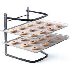 Stacked Cooling Rack This Is A Must Have Since I Double Oven And