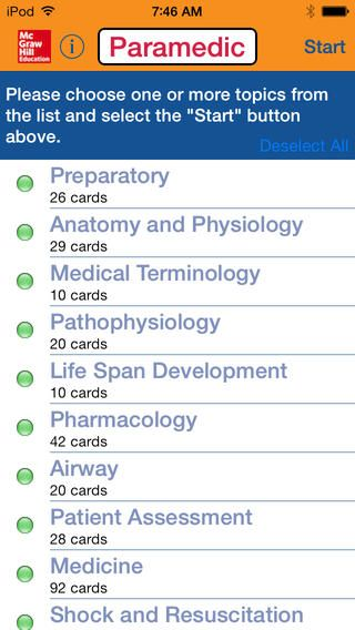 24 best McGraw-Hill Education EMT Flashcards and Paramedic ...