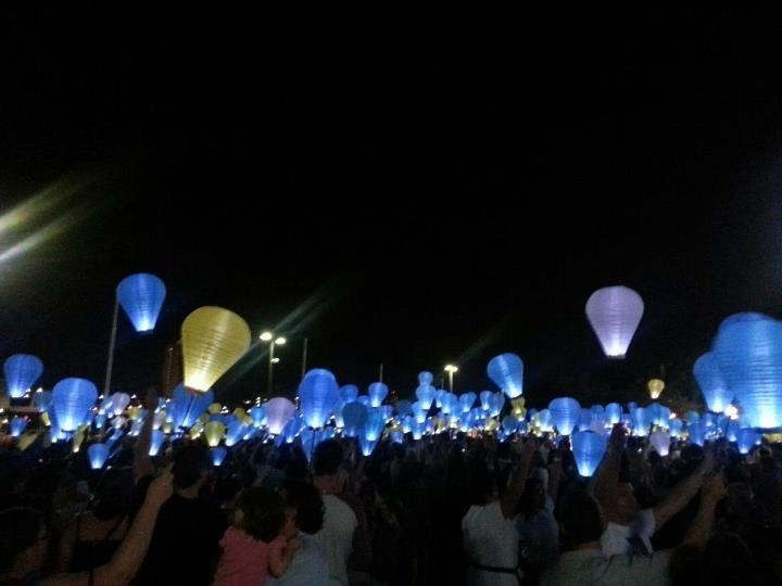 #Light-the- Night Walk for Leukemia & Lymphoma. Please join us on October 16th at Frog's Hollow, Queens Park, Toowoomba. www.monashgroup.com.au
