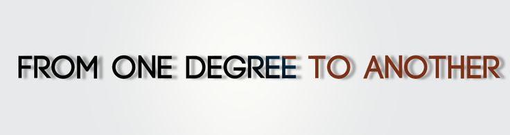 From One Degree to Another | Nate Pyle Confronting the lie: God won't give you more than you can handle
