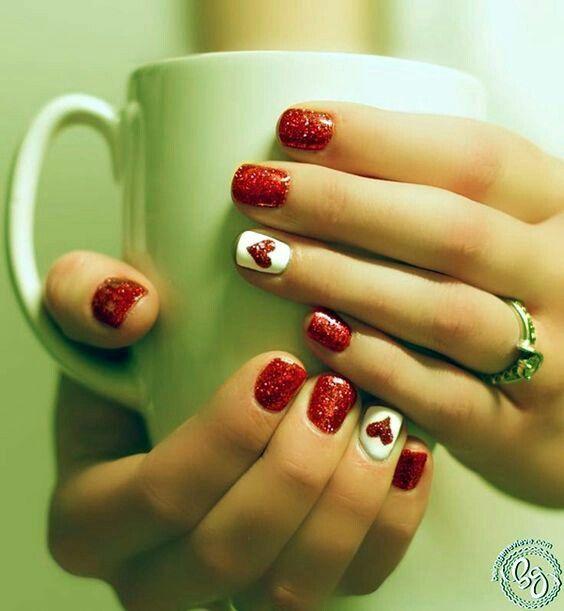 Mejores 53 imágenes de nails en Pinterest | Uñas bonitas, Arte de ...