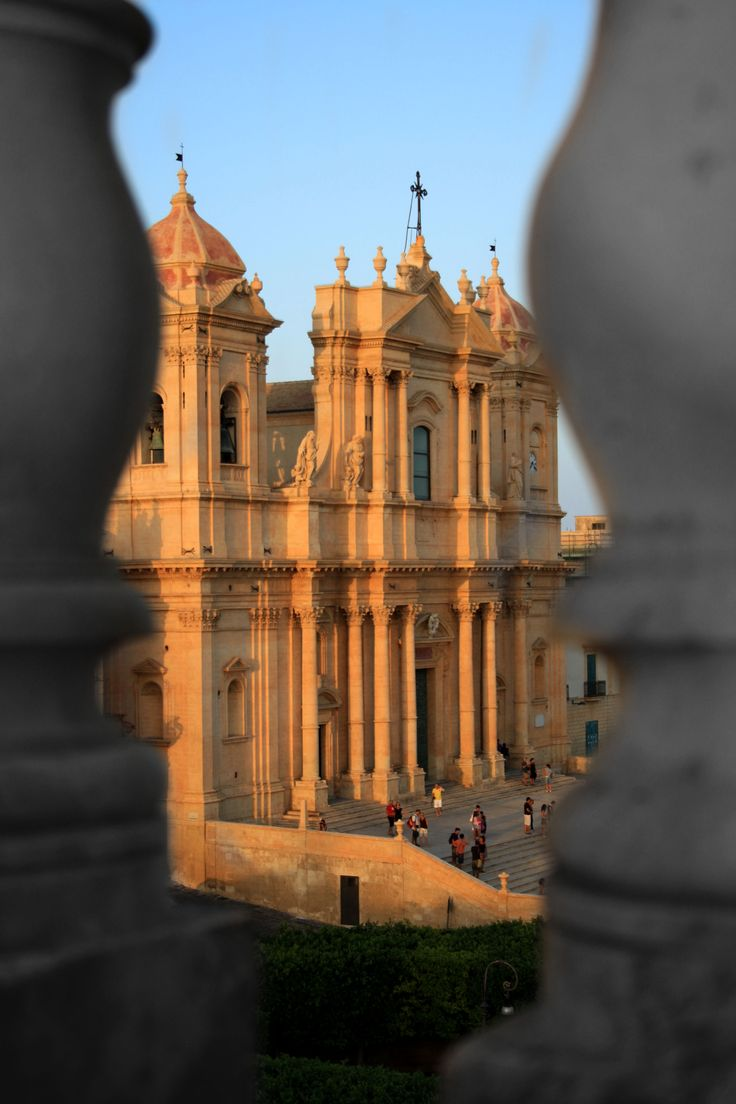 Noto, Siracusa, Sicily, Italy