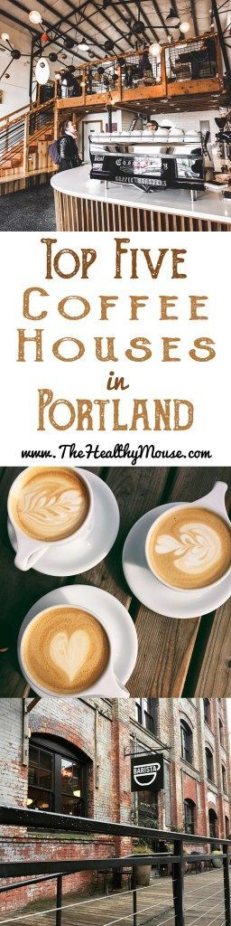 My top 5 coffee house pics in one of the best coffee house cities in the world: Portland, Oregon.