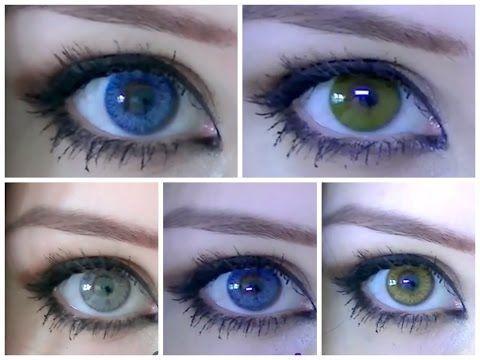 Assista esta dica sobre Lentes de contato ACUVUE (J&J) 2 COLOURS PACK - Azul Safira, Azul, Cinza, Verde e Mel. e muitas outras dicas de maquiagem no nosso vlog Dicas de Maquiagem.