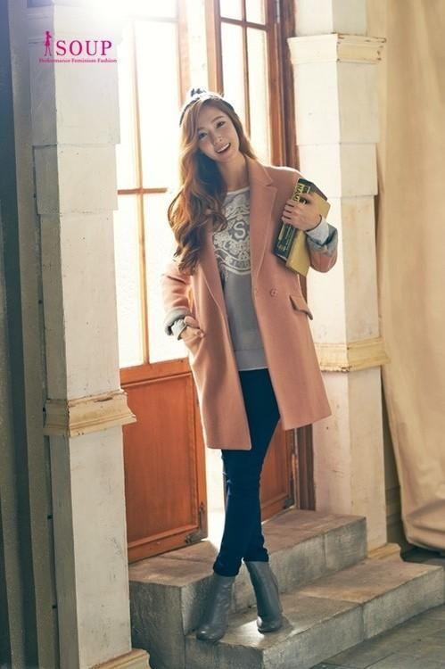 Nova foto promocional da Jessica para SOUP.