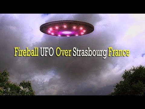 Latest UFO Breaking News 24 /7 - Discover Latest UFO News: Fireball UFO Over Strasbourg France OCtuber 2 , 20...