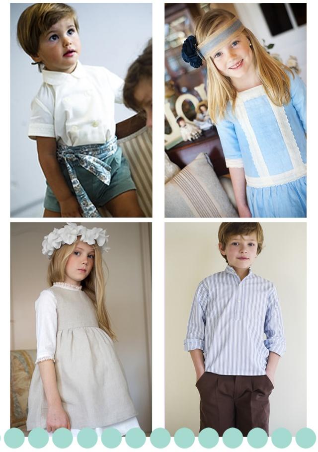 vestido niño niña boda teresa y leticia
