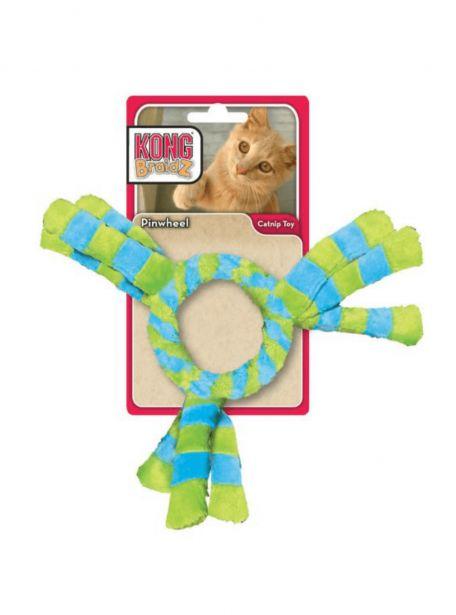 Kong Pinwheel Braidz Juguete para Gato