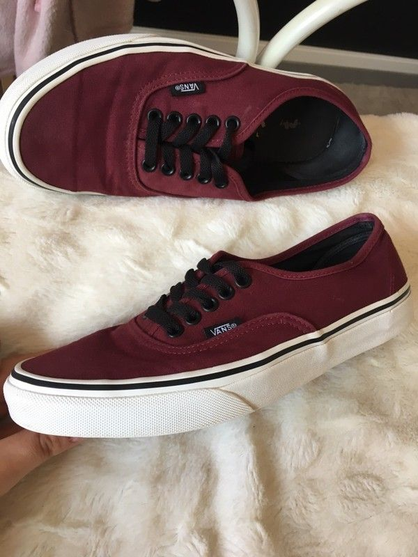chaussure vans petite semelle