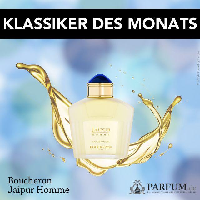 Ein Klassiker unter den Herrenparfums: Boucheron Jaipur Eau de Parfum für Männer
