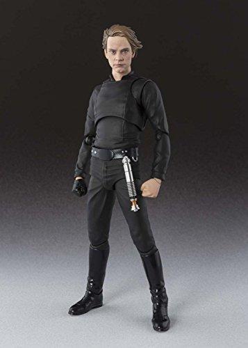 Bandai S.H.Figuarts Star Wars Episode VI Luke Skywalker Action Figure #Bandai