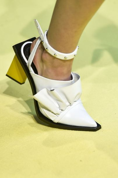 The best designer shoes and shoe trends from the Spring/Summer 2017 fashion collections so far