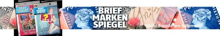 Briefmarken Spiegel – Mehr Freude am Sammeln!