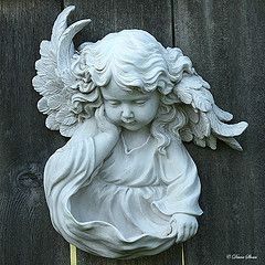 Best 25 Garden angels ideas on Pinterest Glass garden art Yard