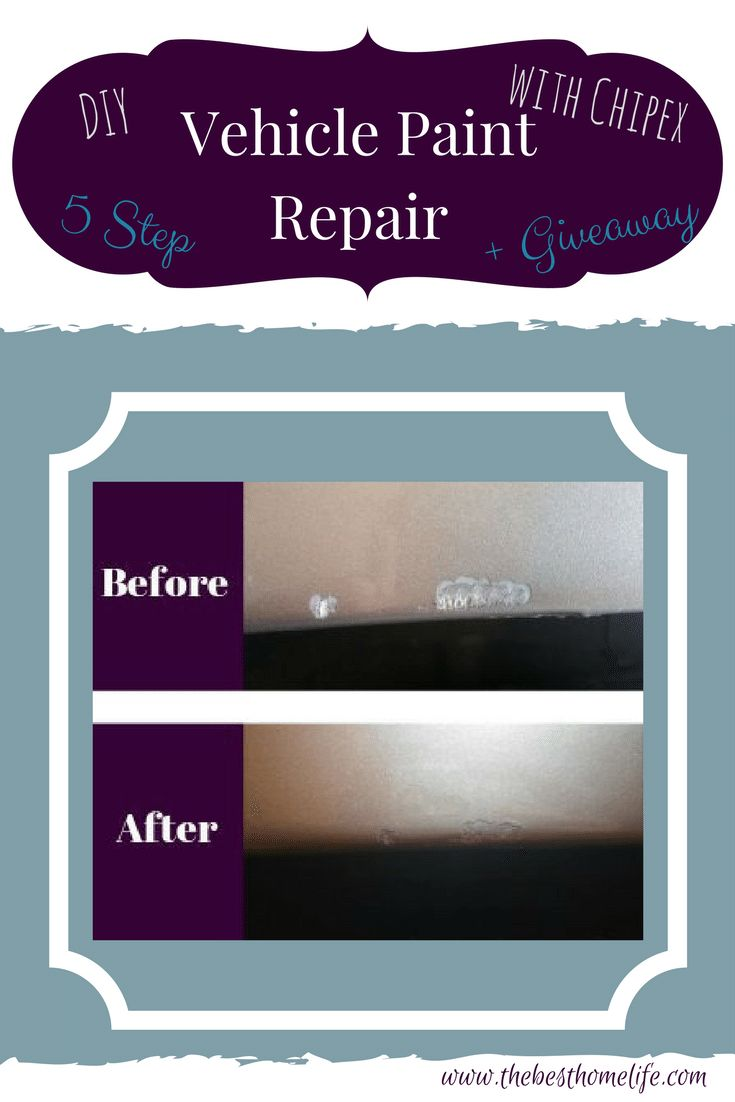 Did you know that fixing your vehicle's paint is as easy as 5 simple steps that anyone can do? Yes I am saying anyone. I was so surprised at how easy it was to get my