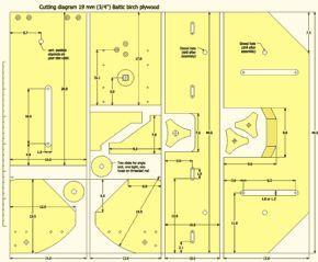 Tilting router lift plans - preview