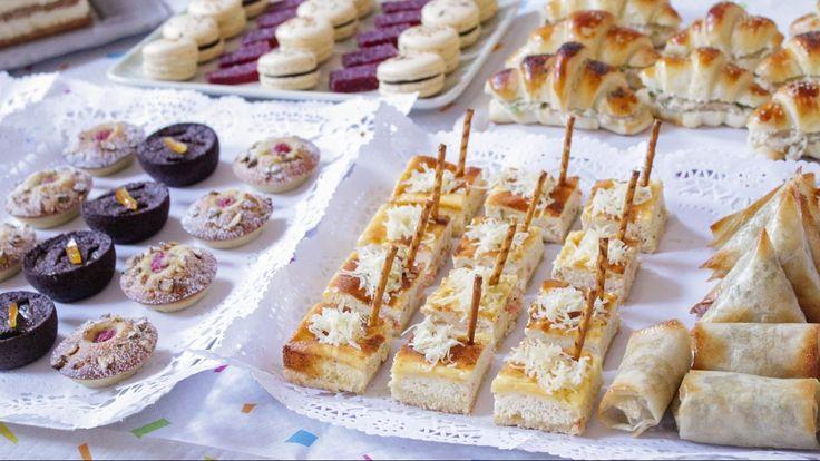 أفكار وصفات لمائدة حفلة عيد ميلاد الأطفال أفكار بسيطة لحفلات عيد الميلاد Food Recipes Breakfast