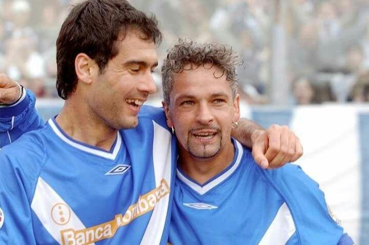 Guardiola - Baggio