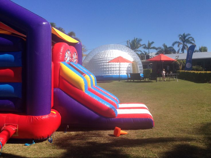 Sports Interactive and Inflatable Dome