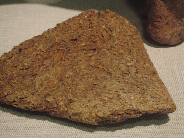 Ancient egyptian food ancient loaf of bread ancient for Ancient egyptian cuisine