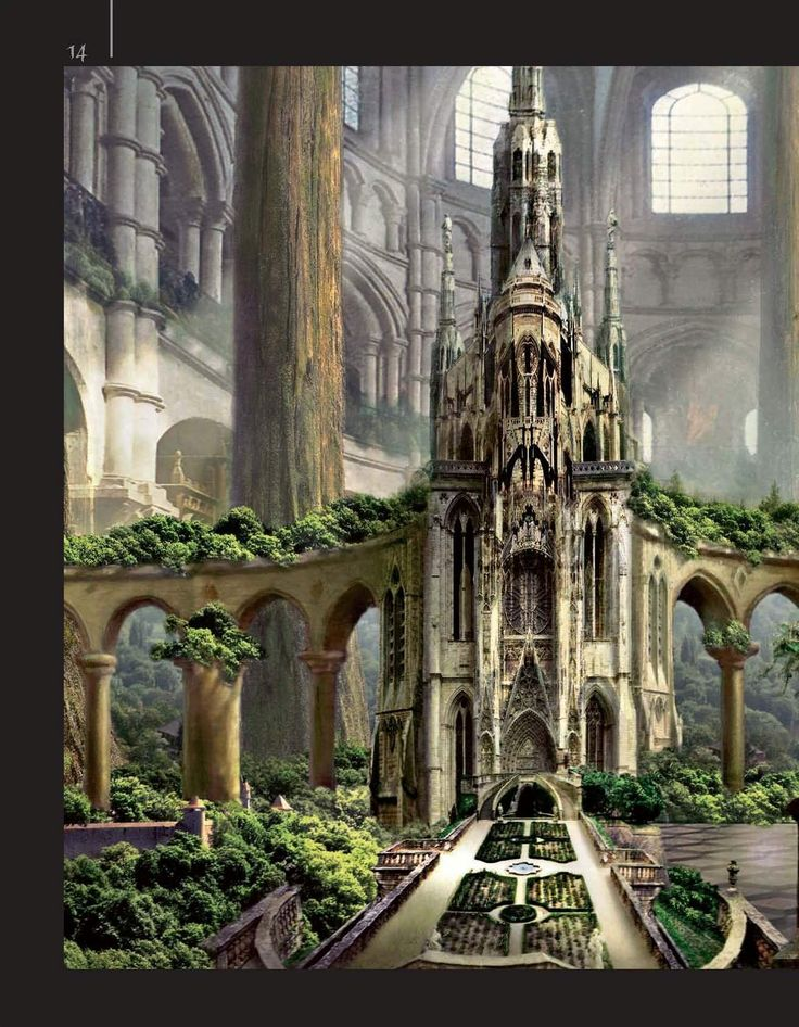 33 Best Fantasy Places Images On Pinterest  Architecture