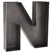 $34.00 - Magnificent Metal Letter - could spell full name - might also look good in Bonn's room instead of graffiti letters
