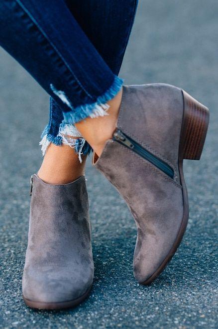 The Karina Booties | Black – Shoes