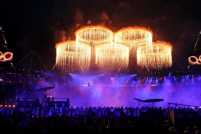 This was my favorite part of the opening ceremony, London Olympics opening ceremony 2012.    #loledeux