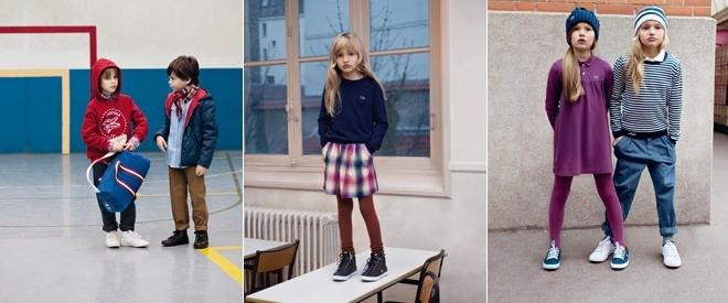 Lacoste 2012-2013 sonbahar kış çocuk giyim koleksiyonu