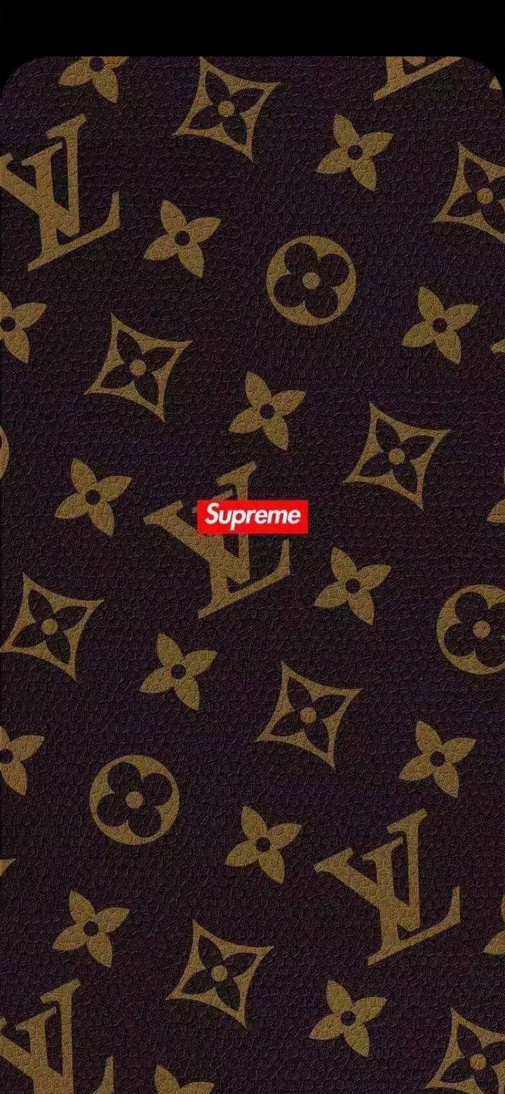Lv Supreme Wallpaper Iphone X Djiwallpaperco