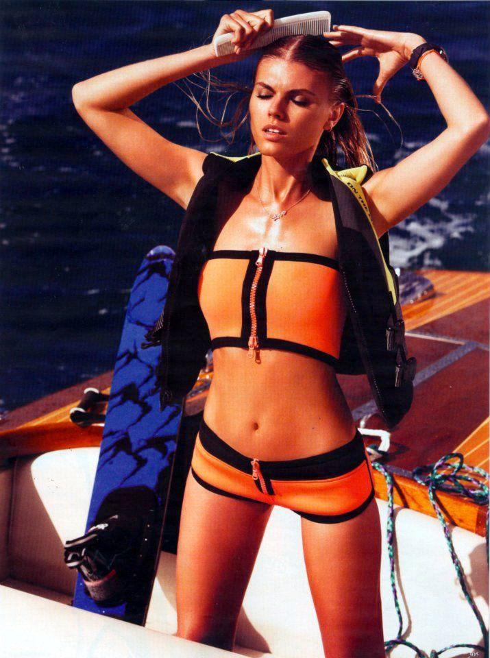 Vogue Germany - Mar 2012 - Maryna Linchuk