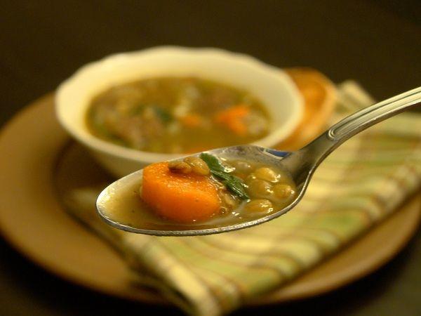 Lentil Soup with Italian Sausage   Soups   Pinterest