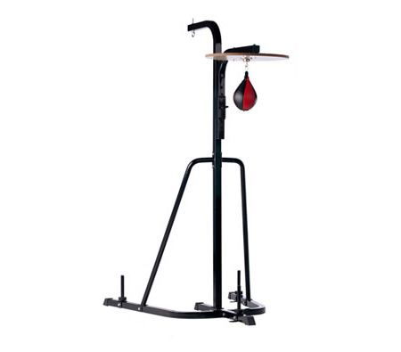 Genki Boxing Punching Bag Stand with Speedball Station - F000149