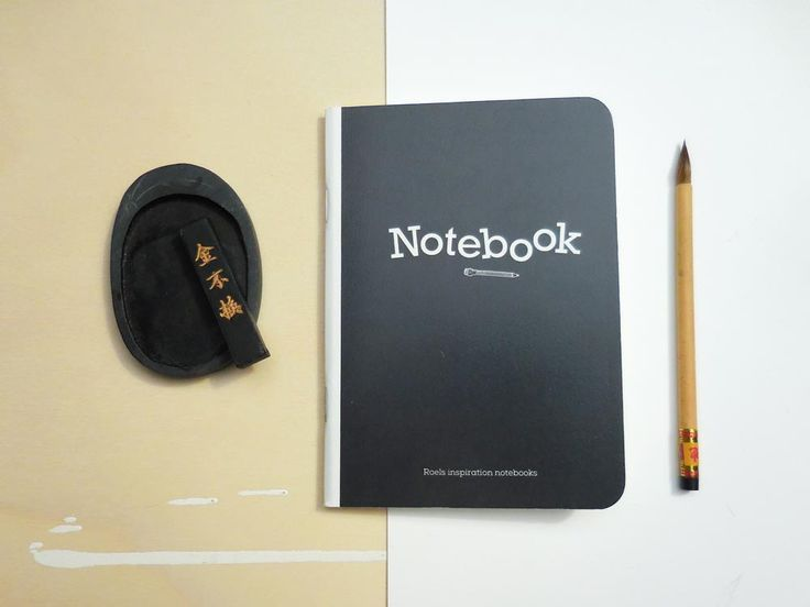 Roels inspiration notebooks Grey edition with by RoelsGoods