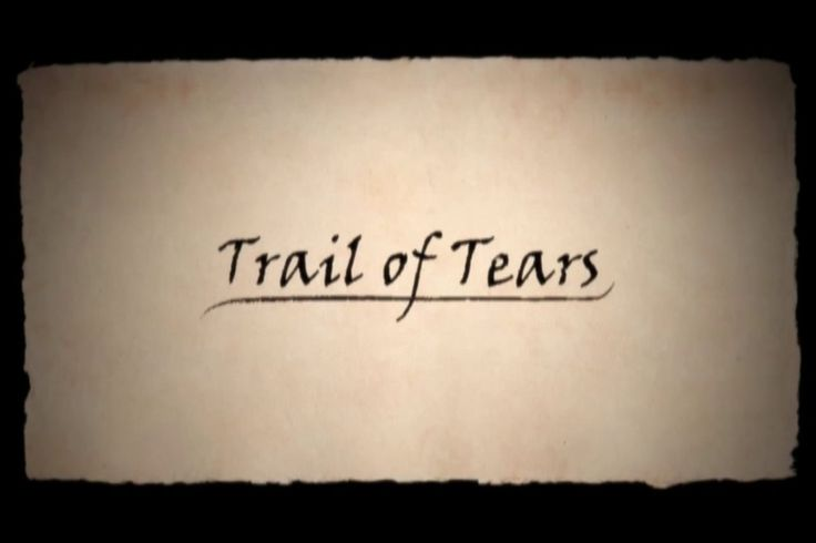The National Park Service is proud to present 'Trail of Tears,' produced in collaboration with the Cherokee Nation. 'Trail of Tears' exposes…