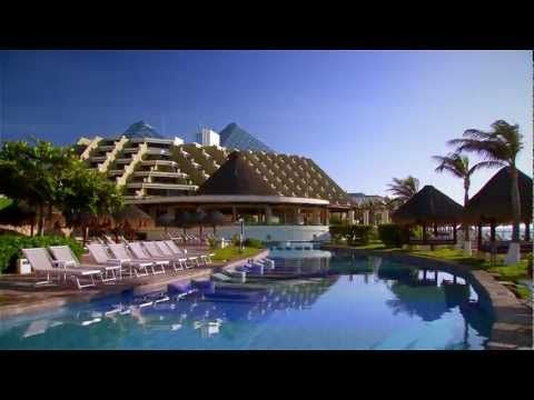 Paradisus Cancún - YouTube