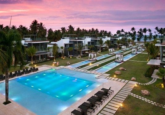 Suite eller Casita på caribisk ferieø med plads til to, fire eller seks voksne, inklusive morgenmad og rabat på spabehandlinger