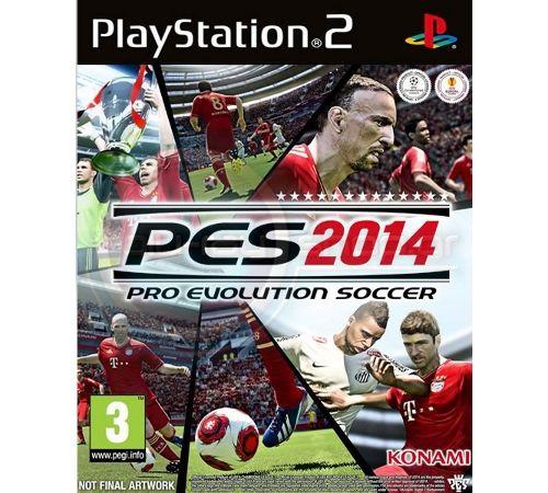 Oferta Pro Evolution Soccer 2014 PS2