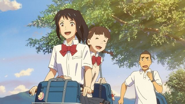 Top 10 Best Animated Movies Of All The Time Hindi Dubbed In 2020 Your Name Anime Kimi No Na Wa Anime Films