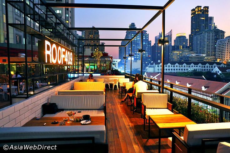 As much as we love Bangkok's big-name rooftop bars, sometimes it's nice to not have to worry about whether you're wearing the right shoes, or sweat as the waiter arrives with the bill at the end of the night. The good news is, a whole