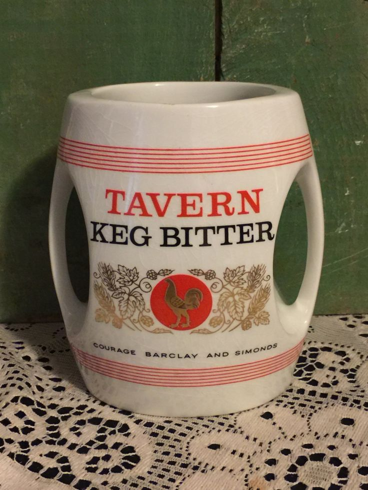 Courage, Barclay, and Simonds Tavern Keg Bitter 2 handled Pub Jug Ale Tankard Burleigh ware HCW; Great Britan; by Pamsplunder on Etsy