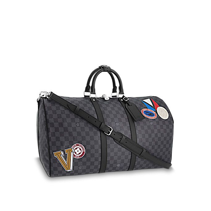 KeepAll 55 Bandoulière LV League in MEN's TRAVEL & LUGGAGE  collections by Louis Vuitton