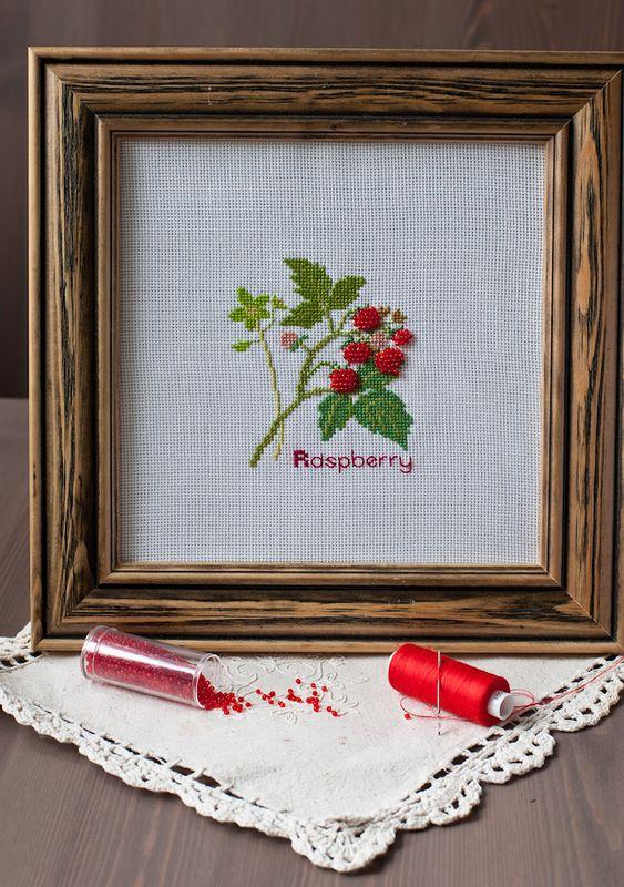Лисичкин дом: Raspberry (Kazuko Aoki)