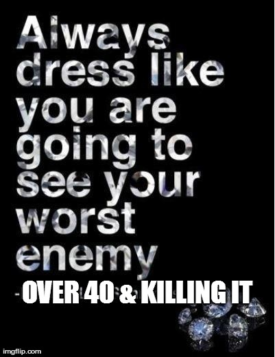 dress style after 40 phrases