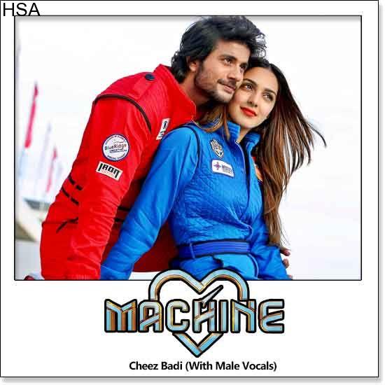 http://hindisingalong.com/cheez-badi-with-male-vocals-machine.html Name of Song - Cheez Badi (With Male Vocals) Album/Movie Name - Machine Name Of Singer(s) - Udit Narayan, Neha Kakkar Released in Year - 2017 Music Director of Movie - Viju Shah Movie Cast - Mustafa Burmaw...