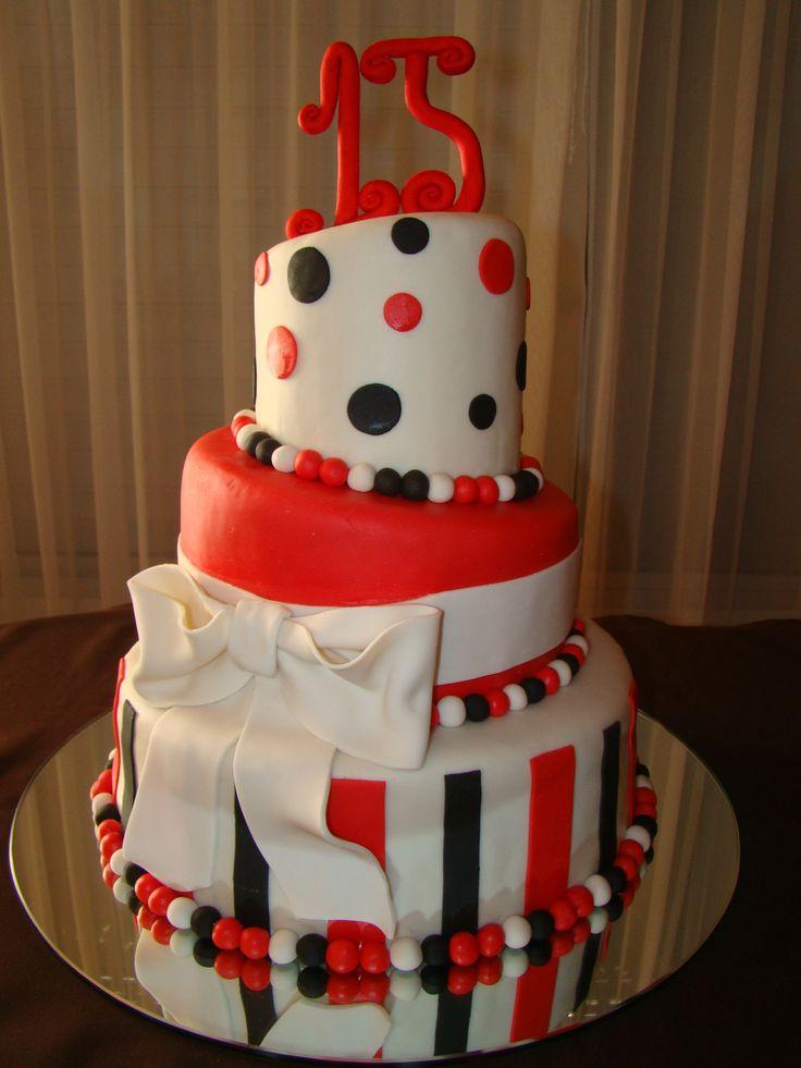 Torta Para 15 A 241 Os Tortas Decoradas Pinterest