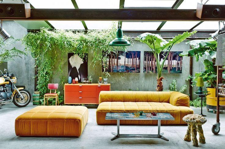 eclectic style interior design - Google zoeken