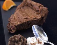 Gâteau au chocolat simple et rapide en 20 min