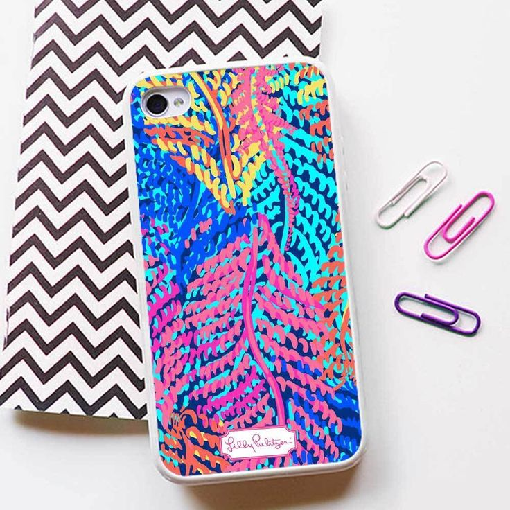 Lilly Pulitzer Case for iPhone 4 5 6 6plus 6s 6s plus iPod 5 Rubber/TPU Plastic #UnbrandedGeneric