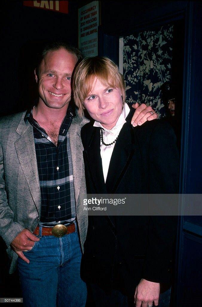Ed Harris & Amy Madigan